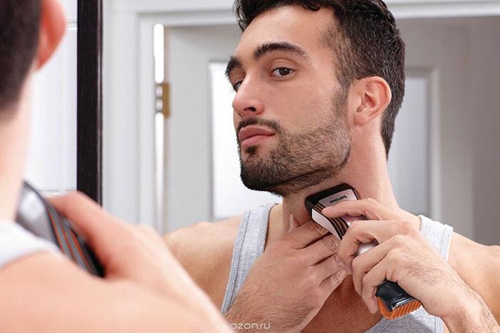 Рекомендации мужчинам: как удалить щетину